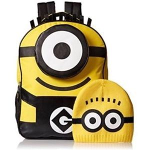 Other - Despicable Me Minion Backpack New